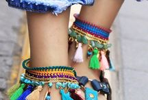 Beach Jewelry / Anklets / Foot Bracelets