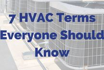 HVAC 설비 환기 냉난방