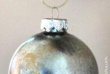 mercury glasss ornaments