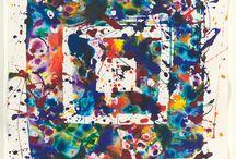 Sam Francis 1923 - 1994 / Artists