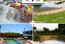 DIY pool~