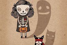 Hallows' Eve / by Sandy Maka