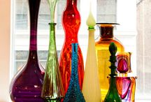 Lovely glass things