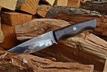 Handmade knives by Juraj Bielik