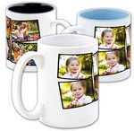 Photos on Mugs