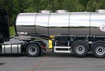 WAM Technology tanker trucks