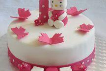 Hello Kitty Cake tutorials