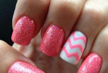 Nail cuteness / by Christal Wilder