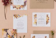 Wedding invitations and save-the-dates
