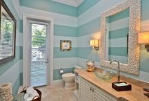 Coastal Bath / by Peggy Keel Burton