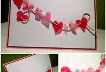 Valentinstag Karten