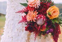 Flowers inspiration / Вдохновение цветами