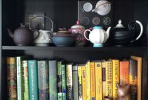 shelfie / Shelfies, shelf design, interiors, decorating, styling, bookshelf styling.