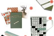 Christmas Gift Ideas / by Meghan Ewald