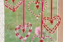 Kids Crafts: Valentines Day
