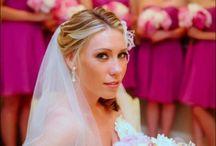 Damas de honra - Madrinhas combinando - Casamento / Estilo americano