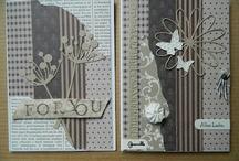 Card Inspirations 4 / by Pamela Floyd