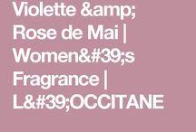 "L""OCCITANE PRODUCTS"