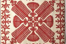 Red & White Quilts / by Patricia Belyea