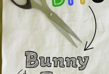 Bunny toy ideas