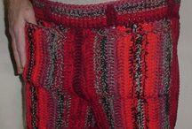 crochet board shorts