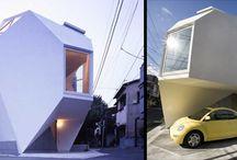 Architecture, Spaces & Workspaces / by César Riquelme