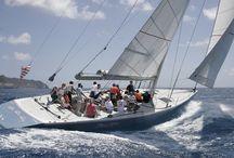 12 meter yachts ( Americas Cup )