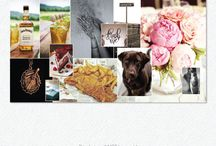 Blog Collage Templates / Designed for professional photographers but great for artists in other media who want to showcase photos of their work, these templates require basic Adobe Photoshop skills to modify. They come with instructions and are licensed for personal and professional use – so whatever images you're showcasing, you'll have the tools to create a sleek presentation!
