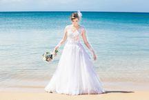 La Plage / Vestidos de Noiva