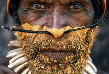 Tribes, Papua New Guinea