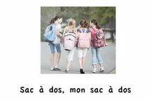 Le francais (oral)