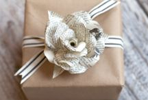Gifts...wrap...etc.