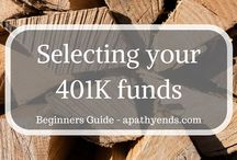 401K and Roth IRA / investing in Roth IRAs and 401Ks