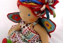 Muñecas  / Manualidades para regalar a los niños