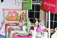 Party Ideas / by Kristal Stewart