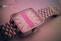 Watches / by Chloe Gottlieb