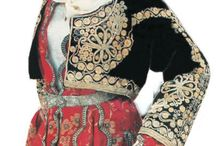 Yöresel kıyafetler/ Authentic  clothes