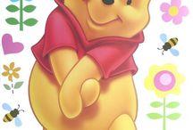 Pooh Bear & Friends