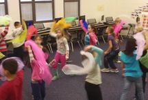Music Education - Teaching Movement and Choreography / Ideas and resources for teaching movement and choreography.  I love creating and sharing resources with other elementary music teachers.  You can find me on Teachers Pay Teachers at Pitch Publications.
