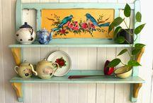 shelves-raflar