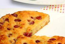Recette de gâteaux légers / Vous trouverez ici des recettes de gâteaux moins caloriques mais pas moins bons !!!