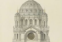 Classic Architectural Drawings
