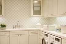 Laundry rooms / by Lauren Phelps