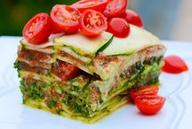 raw food - main dishes