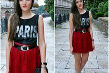 My style / W spódniczce ...