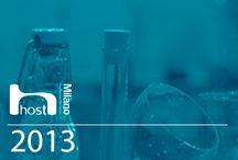 Host 2013 / #host2013 International Hospitality Exhibition