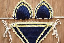 Crochet swimsuits