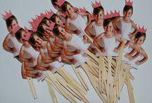 Ballerina/princess party / by Louisa Cremen