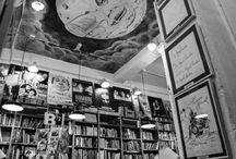 Bookstore Madrid