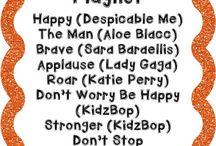 Songs For Kindergarten